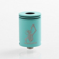 Authentic Wotofo Freakshow RDA Rebuildable Dripping Atomizer - Blue, Stainless Steel, 22mm