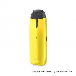 Authentic Joyetech TEROS 480mAh All-in-one Pod System Starter Kit - Yellow-Red, 2ml