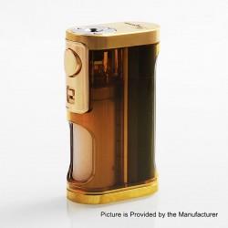 Authentic Lost Vape Furyan Squonk Mechanical Box Mod - Gold, PEI + Brass, 9ml, 1 x 18650 / 20700 / 21700