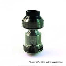 Kindbright Sherman V3 Style RDA - Black