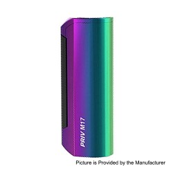 Authentic SMOKTech SMOK Priv M17 60W 1200mAh Box Mod - Prim Rainbow