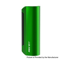 Authentic SMOKTech SMOK Priv M17 60W 1200mAh Box Mod - Green