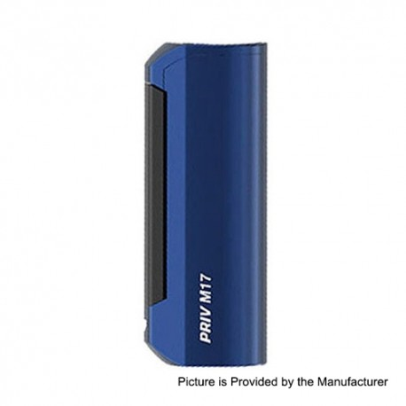 Authentic SMOKTech SMOK Priv M17 60W 1200mAh Box Mod - Navy Blue