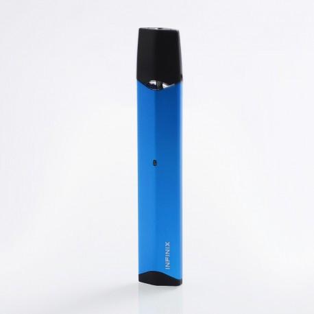 Authentic SMOKTech SMOK Infinix 250mAh Starter Kit - Blue, Aluminum + PC, 10~16W, 2ml