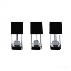 Authentic SMOKTech SMOK Replacement Pod Cartridge for Fit Starter Kit - Black, 2ml (3 PCS)