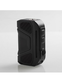 Authentic Benecig Killer 260W VW Variable Wattage Box Mod - Gun Metal, Zinc Alloy + Carbon Fiber, 2 x 18650