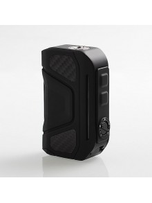 Authentic Benecig Killer 260W VW Variable Wattage Box Mod - Black, Zinc Alloy + Carbon Fiber, 2 x 18650