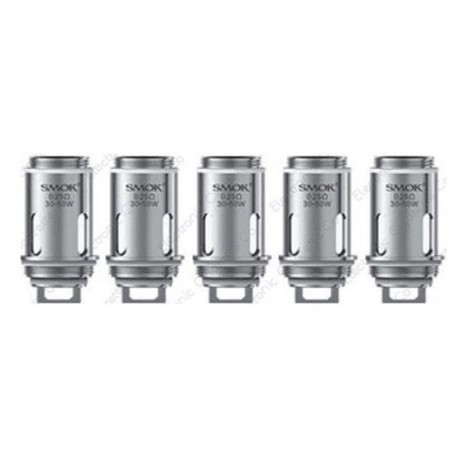 Authentic SMOKTech SMOK Replacement Coil Head for Vape Pen Tank / Vape Pen 22 / Vape Pen Plus Kit - 0.25 Ohm (30~50W) (5 PCS)