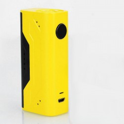 Authentic Smoant Battlestar Nano 80W Box Mod - Yellow, 1 x 18650