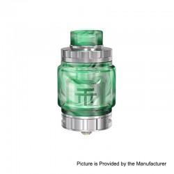 Authentic Vandy Vape Triple 2 RTA Rebuildable Tank Atomizer - Silver, Stainless Steel, 7ml, 28mm Diameter