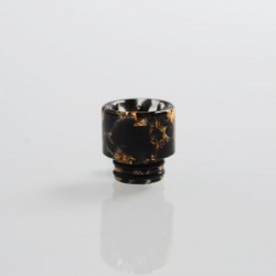 510 Replacement Drip Tip for RDA / RTA / Sub Ohm Tank Atomizer - Black, Resin, 12.7mm