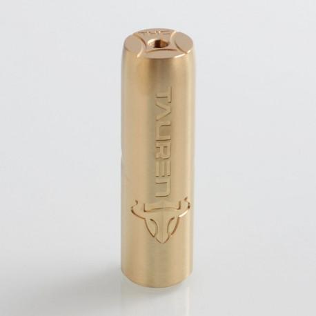 Authentic ThunderHead Creations THC Tauren Mechanical Mod - Brass, Brass, 1 x 18650 / 20700 / 21700