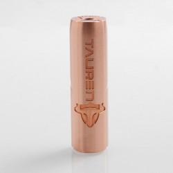 Authentic ThunderHead Creations THC Tauren Mechanical Mod - Copper, Copper, 1 x 18650 / 20700 / 21700