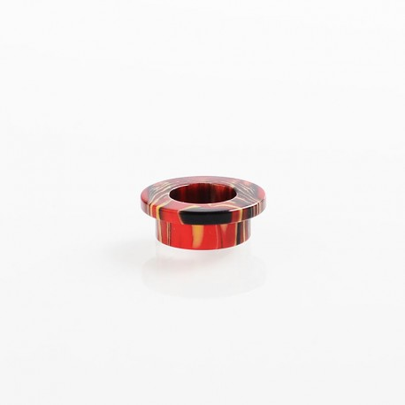 810 to 510 Drip Tip Adapter for Kennedy 24 / Goon / Battle RDA - Red, Resin