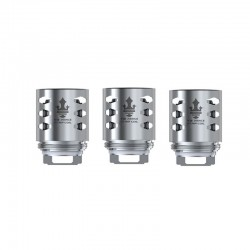 Authentic SMOKTech SMOK V12 Prince Strip Coil for TFV12 Prince Tank - 0.15ohm (40~100W) (3 PCS)