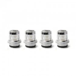 Authentic Tesla Replacement Coil Head for Tallica TS-S Sub Ohm Tank Clearomizer - 0.2 Ohm (80~140W) (4 PCS)