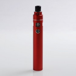 Authentic OBS KFB Starter Kit w/ BVC Sub Ohm Tank Atomizer - Red, Stainless Steel, 2ml, 1 x 18650, 20mm Diameter