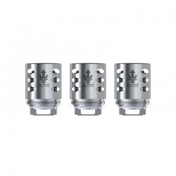 Authentic SMOKTech SMOK V12 Prince Mesh Coil for TFV12 Prince Tank - 0.15ohm (40~80W) (3 PCS)