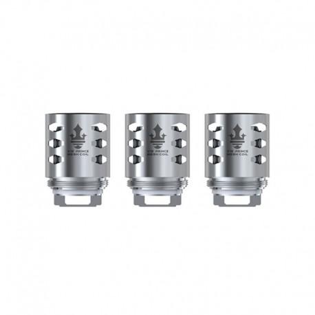Authentic SMOKTech SMOK V12 Prince Mesh Coil for TFV12 Prince Tank - 0.15ohm (40~80W) (3 PCS)