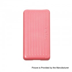 Authentic Aspire Replacement Side Panel for Puxos Box Mod - Pink