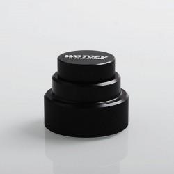 Authentic Wotofo Easy Fill Squonk Cap for 100ml E-juice Bottle / BF Squonk Box Mod - Black, Aluminum