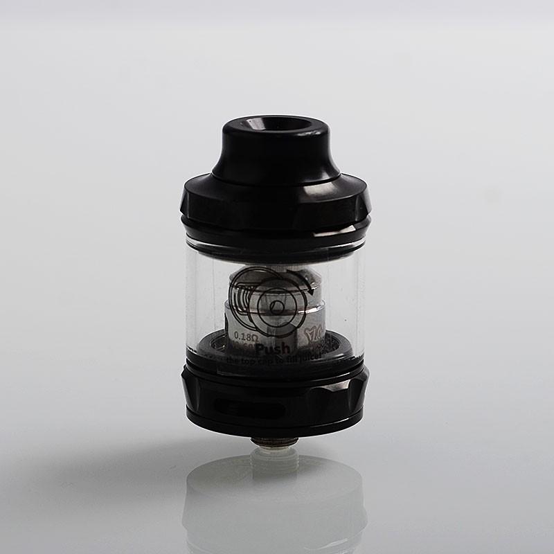 Authentic Wotofo Flux Kit Black w/ 200W VW Box Mod + Flow