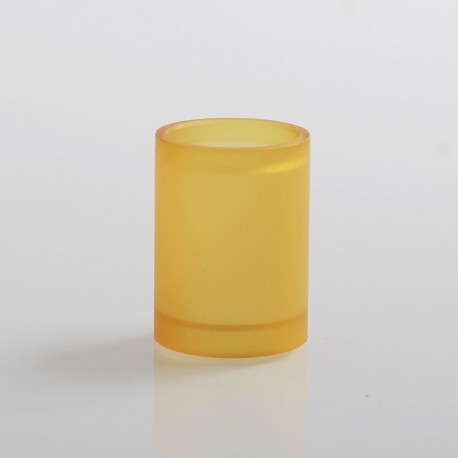 Coppervape Replacement Tank Tube for Spica Pro Style MTL RTA - Yellow, PEI, 4ml
