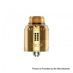 DROP Solo RDA - Gold