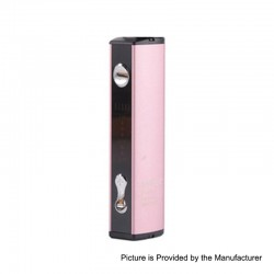 Authentic Justfog Q16 J-Easy 9 900mAh Battery Mod - Pink
