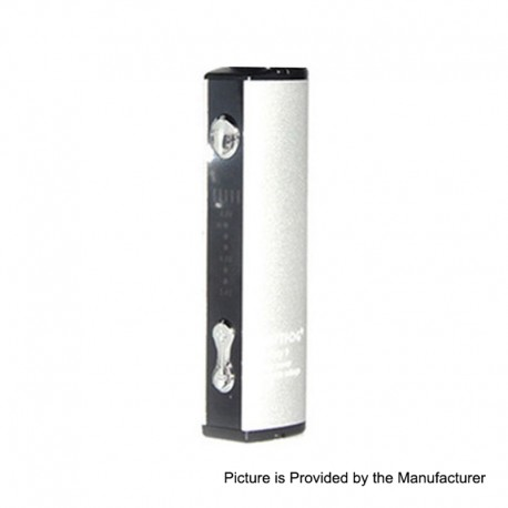 Authentic Justfog Q16 J-Easy 9 900mAh Battery Mod - Silver