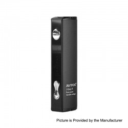 Authentic Justfog Q16 J-Easy 9 900mAh Battery Mod - Black