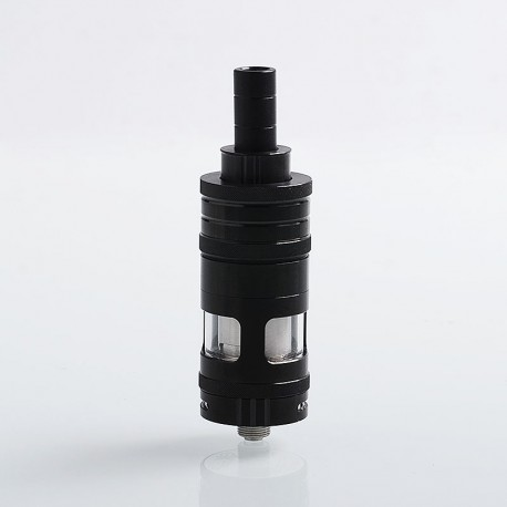 Authentic eXvape eXpromizer V3 Fire MTL RTA Rebuildable Tank Atomizer - Full Black, Stainless Steel, 4ml, 22mm Diameter