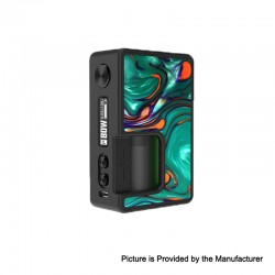 Authentic Vandy Vape Pulse BF 80W TC VW Squonk Box Mod w/ Vandy Chip - Kitty Hawk, 5~80W, 8ml, 1 x 18650 / 20700