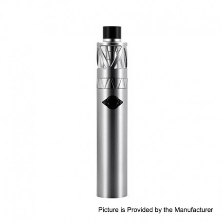 Authentic Uwell Whirl 22 1600mAh Starter Kit - Silver, 2ml