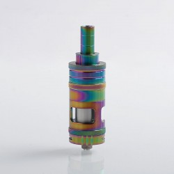 Authentic eXvape eXpromizer V3 Fire MTL RTA Rebuildable Tank Atomizer - Rainbow, Stainless Steel, 4ml, 22mm Diameter