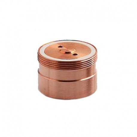 Authentic ThunderHead Creations THC Replacement Fire Button for Tauren Mech Mod - Copper, Copper