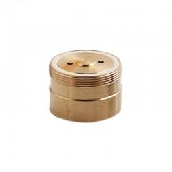 Authentic ThunderHead Creations THC Replacement Fire Button for Tauren Mech Mod - Brass, Brass