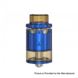 Authentic Vandy Vape Pyro V2 RDTA Rebuildable Dripping Tank Atomizer w/ BF Pin - Blue, 4ml, 24mm Diameter