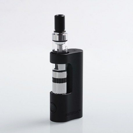 Authentic Justfog Q14 900mAh Compact Kit - Black, 1.8ml, 1.6 Ohm