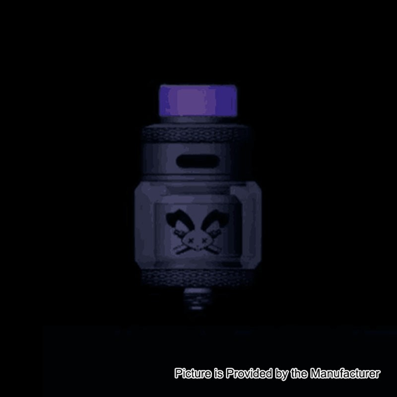 Buy Hellvape Dead Rabbit RTA Rebuildable Tank Atomizer Silver
