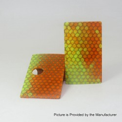 sxk-replacement-cover-panel-for-bb-style-box-mod-green-orange-honeycomb-resin.jpg