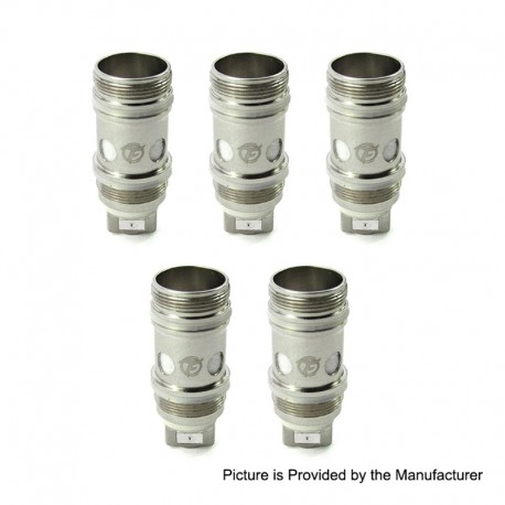 Authentic Fumytech Replacement Ni200 Coil for Purely GT Tank - 0.2 Ohm (5 PCS)