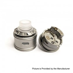shenray-b2k-rsa-v5-style-rda-rebuildable-dripping-atomizer-w-bf-pin-silver-316-stainless-steel-24mm-diameter.jpg