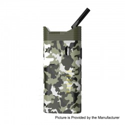 Authentic Fumytech Vapomix All-in-One Starter Kit - Camouflage, 2 x 18650, 2ml, 0.4 Ohm