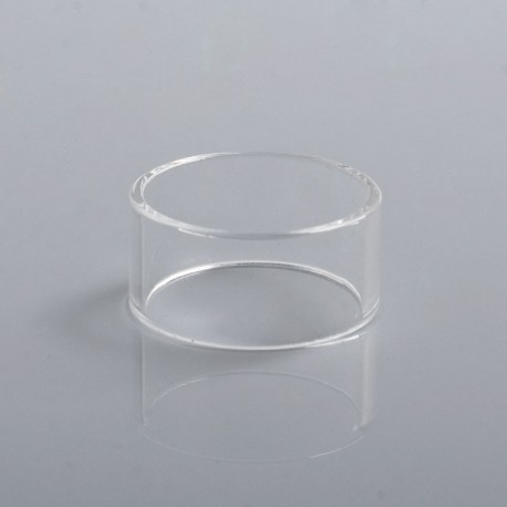 Authentic Coil Father Replacement Tank Tube for King RDTA - Transparent, Glass, 3.5ml