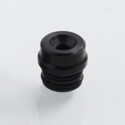 Vapeasy Replacement 510 Drip Tip for Pico Femto Style BF RDA - Black, POM