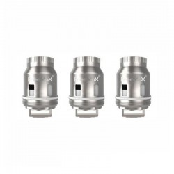 Authentic Freemax Replacement Kanthal Triple Mesh Coil Head for Mesh Pro Tank - 0.15 Ohm (80~110W) (3 PCS)