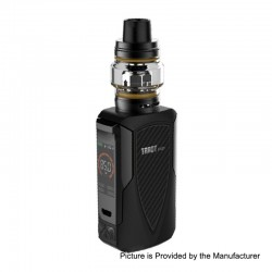 Authentic Vaporesso Tarot Baby 85W 2500mAh TC VW Variable Wattage Box Mod + NRG SE Tank Kit - Black, 5~85W, 4.5ml