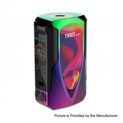 Authentic Vaporesso Tarot Baby 85W 2500mAh TC VW Variable Wattage Box Mod - Rainbow, 5~85W