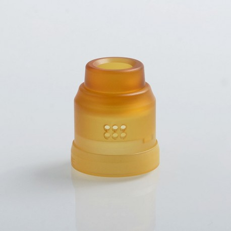Authentic Wotofo 22mm Conversion Cap for Recurve RDA - Ultem